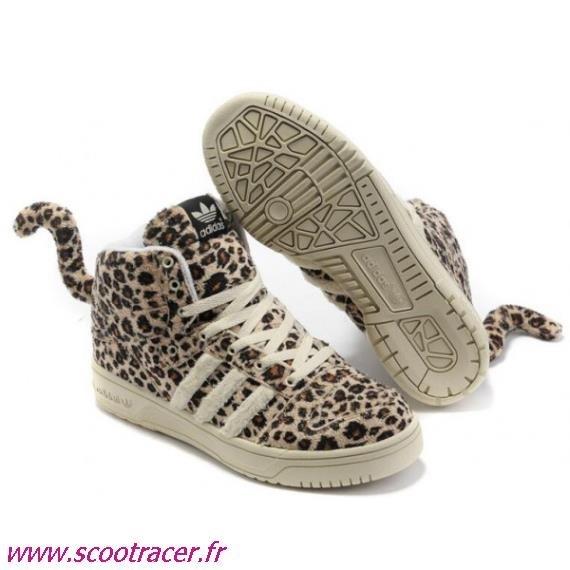Pas Cher Scott Adidas Jeremy Leopard IYbEDH2eW9