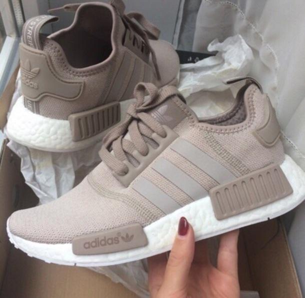 chaussures de séparation 3351c dd802 adidas nmd beige