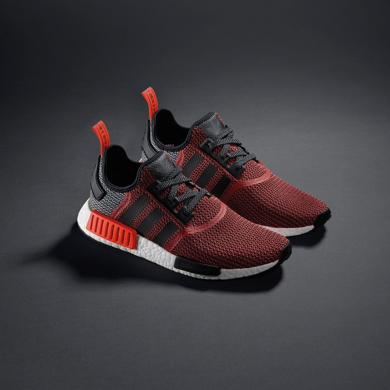 meilleur service 7b93f c3b68 adidas nmd rouge homme