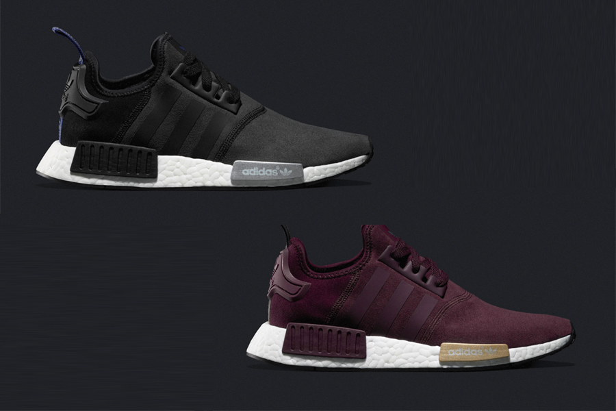new styles 7833f e4a87 adidas nmd suede