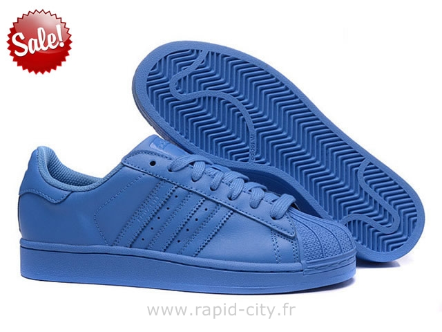 coupe classique c9ef4 c5d0e adidas superstar de couleur