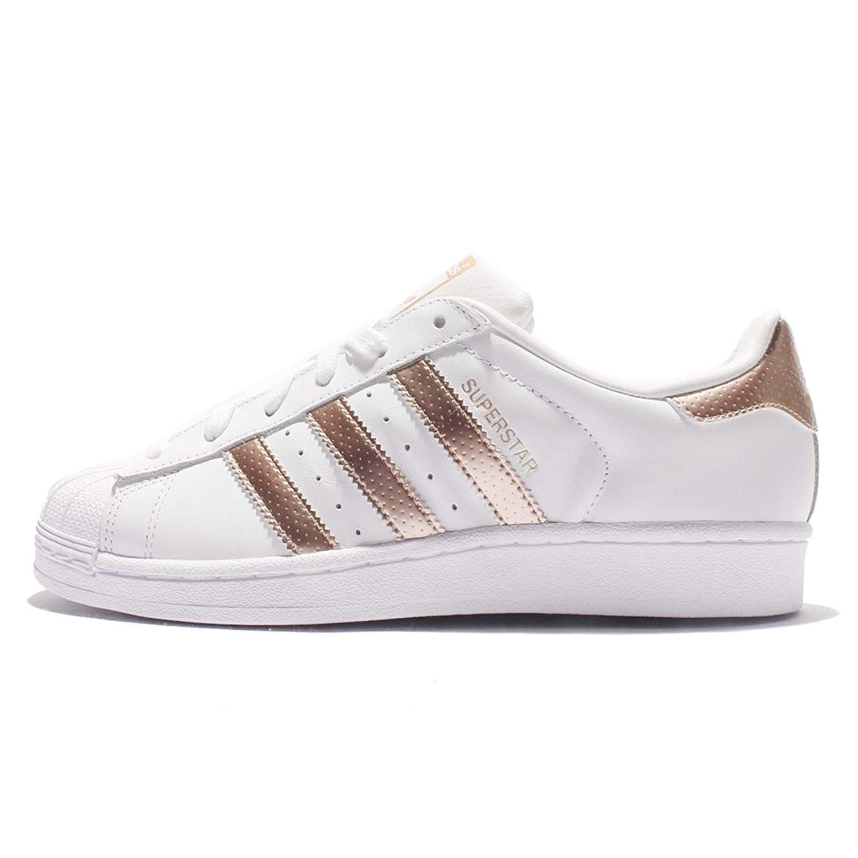 acheter en ligne 06f0e ea6dd adidas superstar femme pas cher rose gold