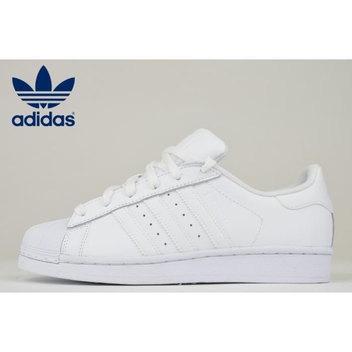 nouveau concept 1f379 0a097 adidas superstar tout blanc