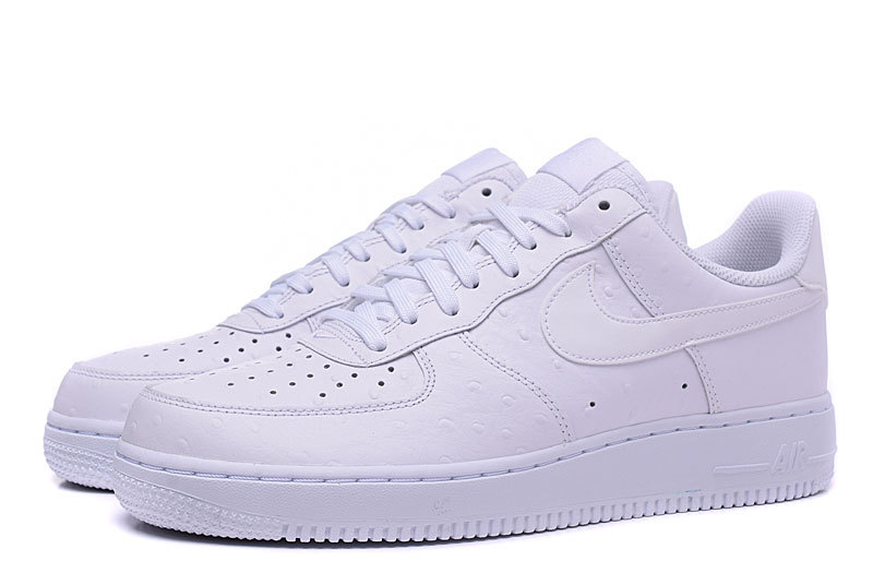 code promo bcf43 87cc2 air force one blanche basse homme