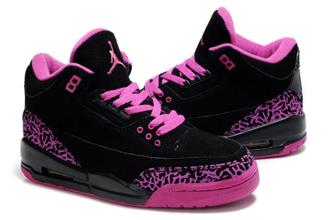 Et Femme Air Jordan Noir Rose N8XwOZPkn0
