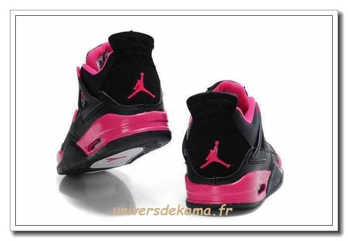 acheter populaire e6e26 6bded Air Pas Et Cher Jordan Noir Rose xodeCB