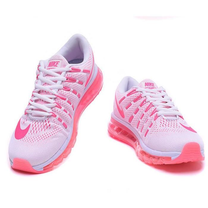 best place great quality the cheapest air max 2016 blanche et rose
