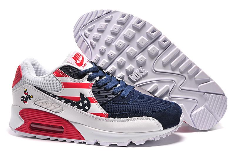 Vente Pas Cher Nike WMNS Air Max 90 Chaussures de