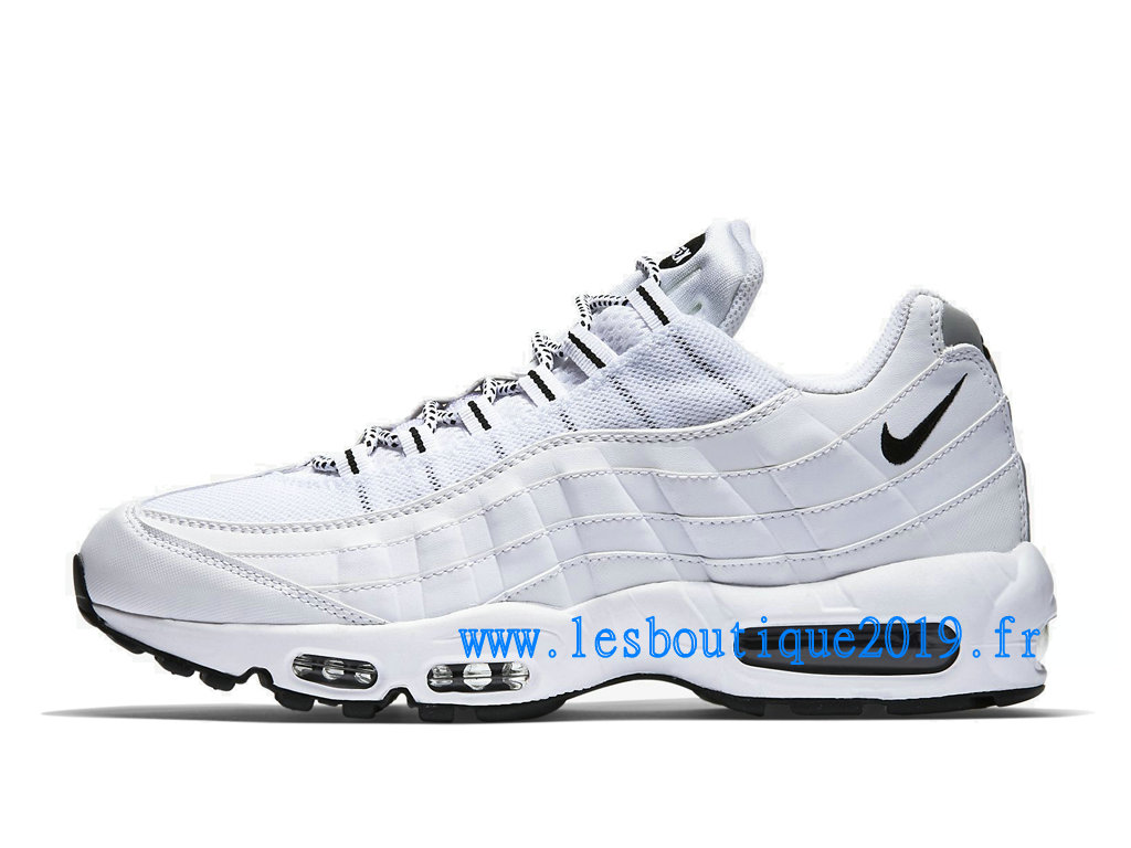 acheter en ligne 18282 5995a air max 95 blanc noir