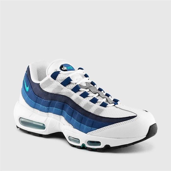 nouveaux styles d40c6 9edd6 air max 95 og bleu