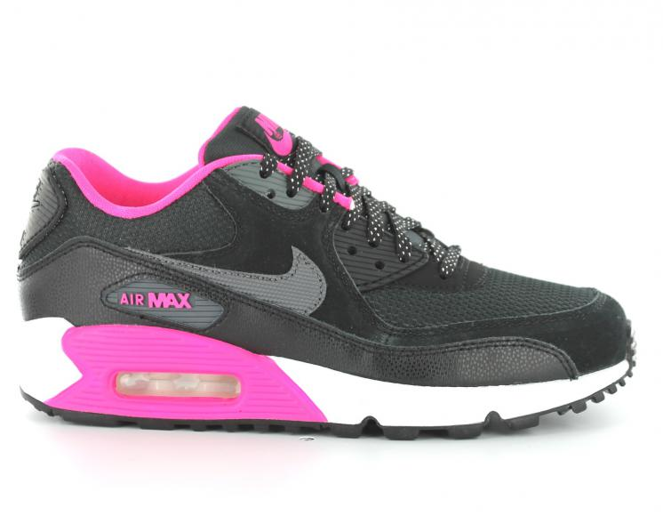 Nouveaux produits 8d80a d8bf6 air max blanche rose et noir