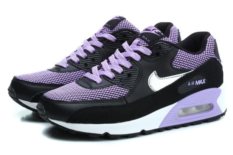 nike air max violette femme