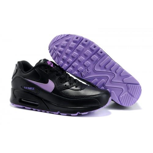 timeless design 6968e 86004 Nike Air Max 24-7 Chaussure bVl 9!V Femme Blanc Noir Violet 100% Original  HE84607 Femme Air Max 90 Hyperfuse Noir et Violet nike air max 90 ... Homme  Nike ...