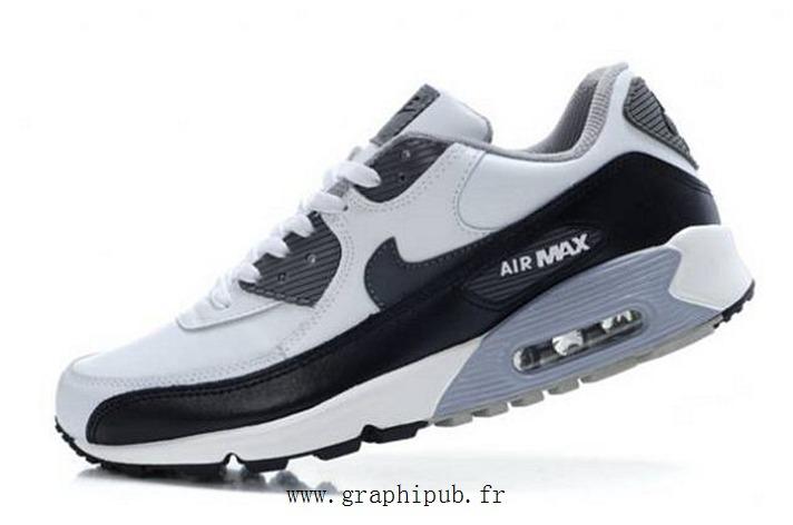 nouveaux styles db845 7bf0c air max noir et gris et blanc