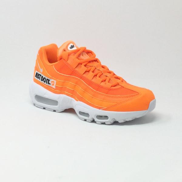 air max orange fluo