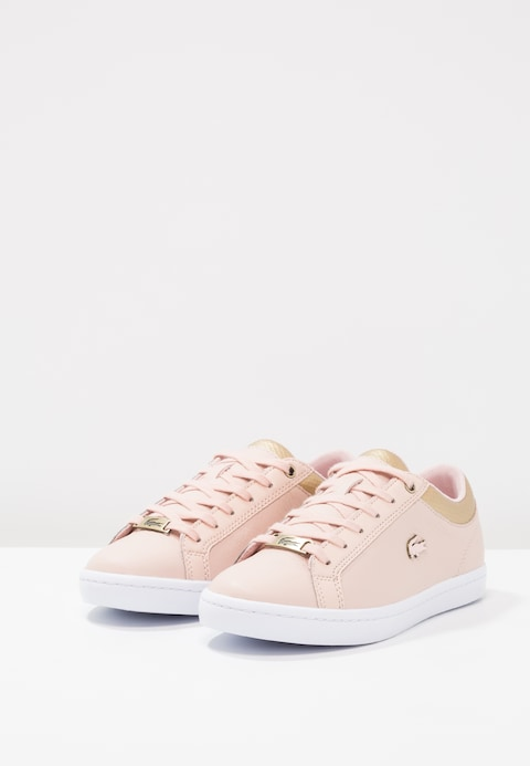 e8b89715b6 Lacoste Rey Sport 119 2 Cfa Chaussures Femme Baskets basses Lacoste  STRAIGHTSET 318 2 Rose Lacoste Carnaby Evo 118 7 SPW, Baskets Femme