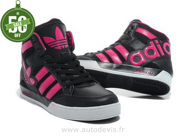 chaussure montant femme adidas